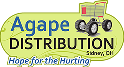 Agape Distribution Logo